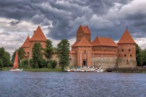 Trakai Island Castle by CitizenFresh