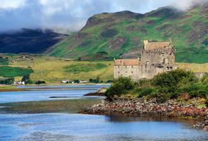 Eilean Donan Castle  13 by CitizenFresh