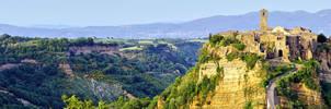 Civita di Bagnoregio 7 by CitizenFresh