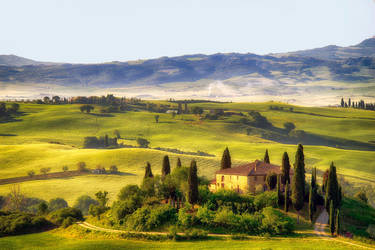Magic Tuscany 4 - 6:42 AM by CitizenFresh