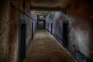 Old  Prison by CitizenFresh