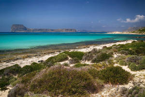 Coast of Crete by CitizenFresh