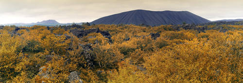 Beautiful Iceland 26 - Hverfjall by CitizenFresh