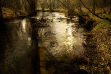 Mysterious river by CitizenFresh