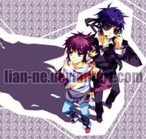 SSBB: Some Bodyguard by lian-ne