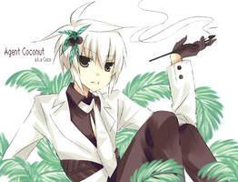 FA: Agent Coconut by lian-ne