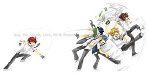 SSB: Gakuen trip by lian-ne