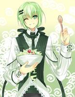 FA: Agent Cucumber by lian-ne