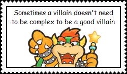 A Villain stamp by Karasu-96