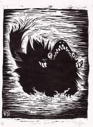 Little Monster by WingedKobraTheThird