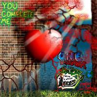 Grafitti love by DarkDisguise