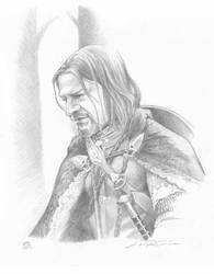 Gondor's Heir by LauraQuiles