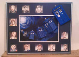 Doctor Who: Fifty Years by LauraQuiles