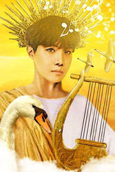 Jung Hoseok - God of the Sun by Jupitra
