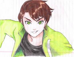Ben 10 fanart by yuukii-chan