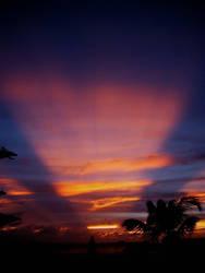 Sunset 2 by iwantmeowmix
