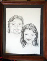 Eric and Lisa by D-Angeline