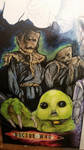 Slitheen and Scarecrows *Doctor Who Project* by D-Angeline