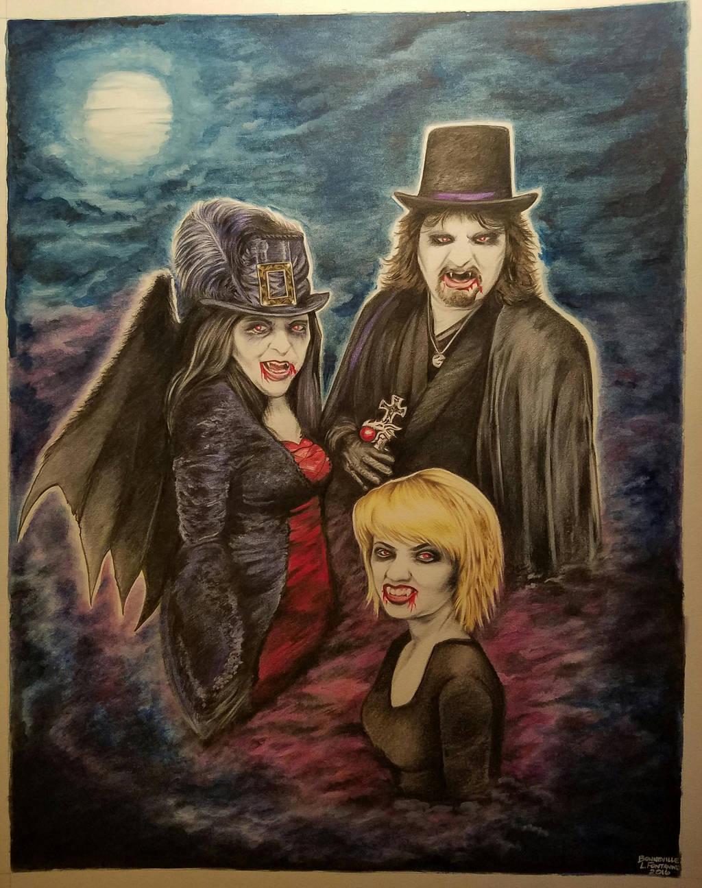 Springboro Vampires by D-Angeline