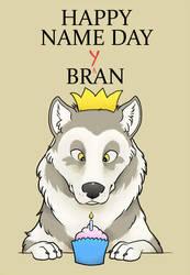 Happy Name Day, Bryan by PleaseFreezeMe