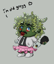 devID8: Old Gregg by PleaseFreezeMe