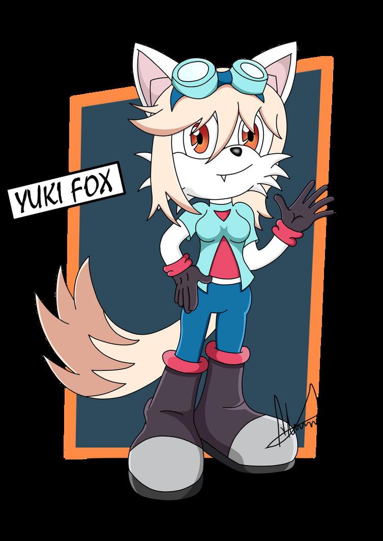CONTEST - Yuki the Fox by Alfa Master by AlfaMaster