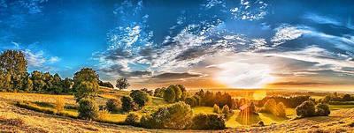 Landscape by delha4