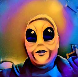 Alien by delha4