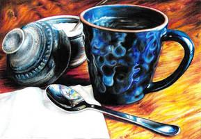 Mom's Coffee by wretchedharmony-lina