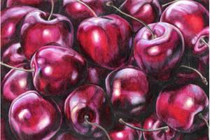 Cherries by wretchedharmony-lina