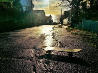 Wanna Skate? by nerval