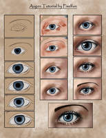 Augen Tutorial by pixelfun