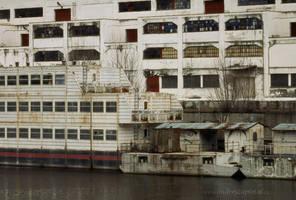 Decayed Dock by ondrejZapletal