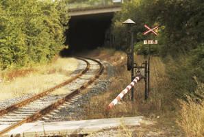 Beware of the Train by ondrejZapletal