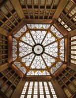 Art Nouveau Octagon by ondrejZapletal