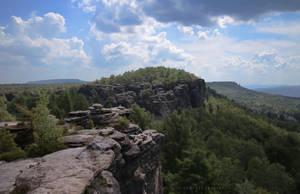 Tips of the Rocks by ondrejZapletal