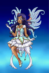 Shawol faery power up by TheLocked