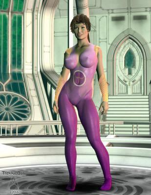 Emily Kendras  New Look By TrekkieGal by Knight3000