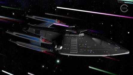 U.S.S. Hera NCC-59006 by TrekkieGal by Knight3000