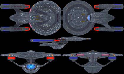 Dawnstar Class by admiral-horton by Knight3000