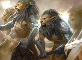 Kemba's Legion by Ubermonster
