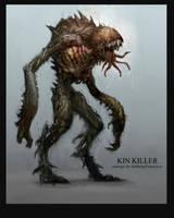 Kin Killer by Ubermonster
