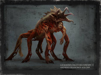 LockDown Creature11 Final by Ubermonster