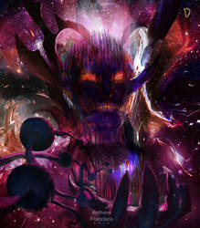 Dormammu Concept Art for Dr Strange by Ubermonster