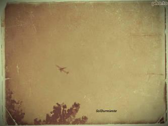 In the sky,far away by SolDurmiente