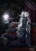 Drow by Ukitoki