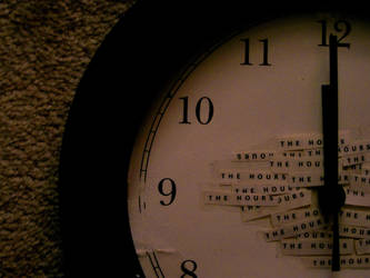 Clocks Strike Hours in Empty Rooms by deviant-user1