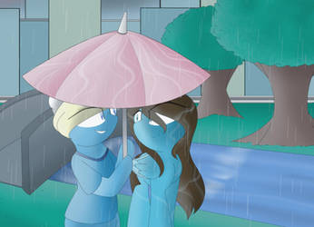 Rain or Shine, You'll Always be Mine... by TakaraPOV