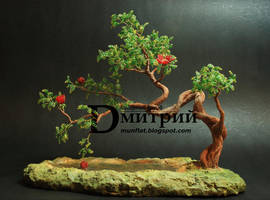 Composition 'After the rain' by BeadedDruid