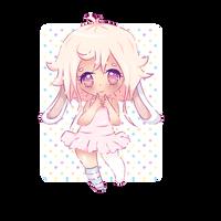 Bunny hop ~ by Luludia